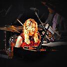 Diana Krall in concert by andreisky
