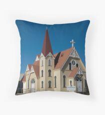 Uniting Church - Peguin  Throw Pillow