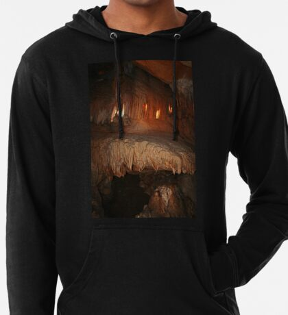 Wombyan Höhle Leichter Hoodie