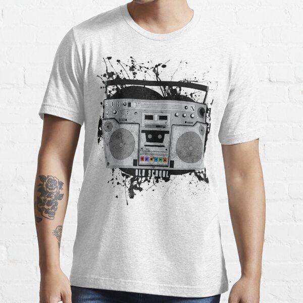old school boom box Essential T-Shirt