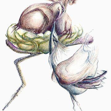Love Birds by Kristinahs