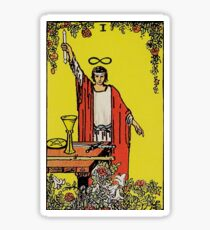 The Magician Tarot Sticker