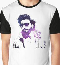 Ranveer Singh Galaxy Graphic T-Shirt