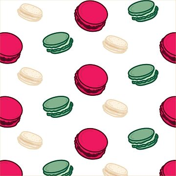 Les Macarons by EricaRivera