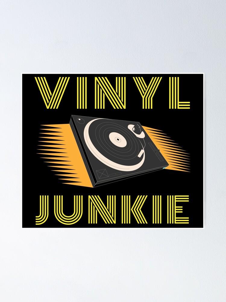 DJ Birthday Card Old School Vinyl Birthday Card Old Is Cool Personalised