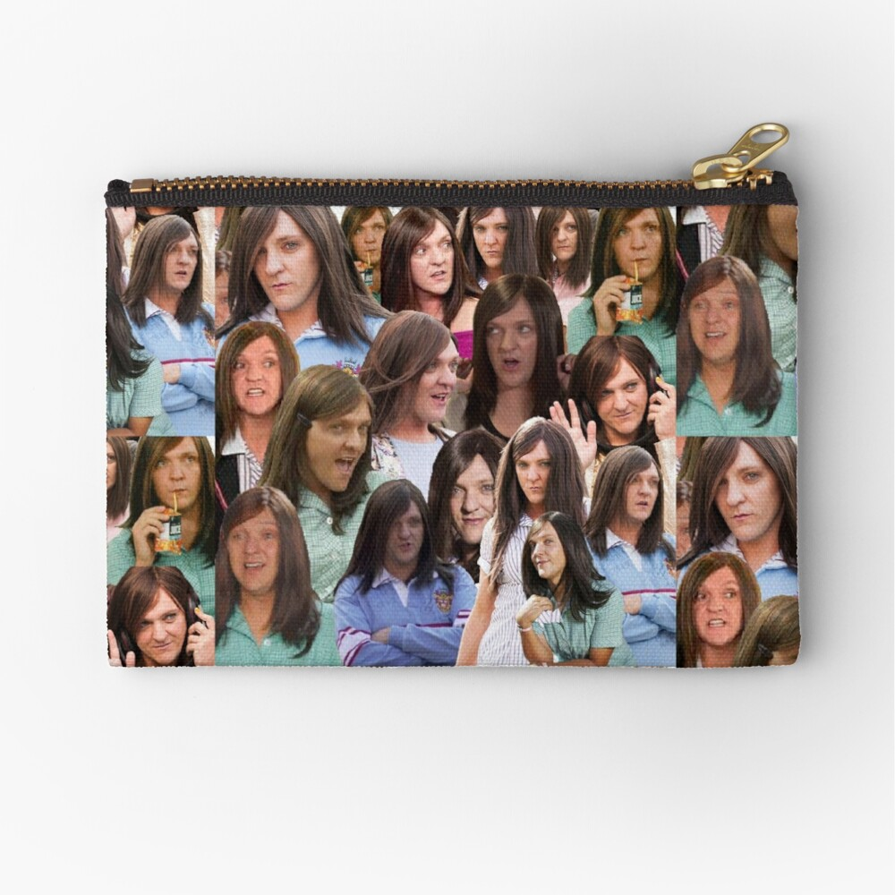 Ja'mie Private School Girls / Summer Heights High Zipper Pouch