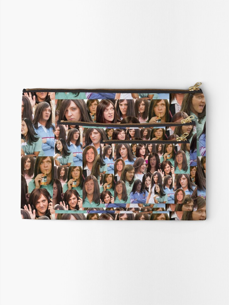 Alternate view of Ja'mie Private School Girls / Summer Heights High Zipper Pouch