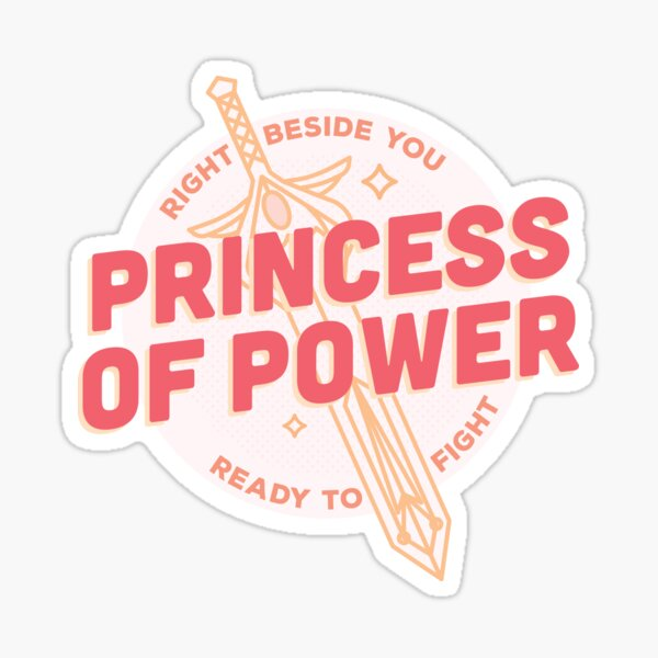 SHE-RA Princess of Power Sticker