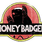 Honey Badger Park Lost World by MadMeon