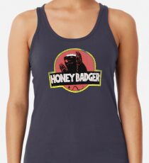 Honey Badger Park Lost World Women's Tank Top