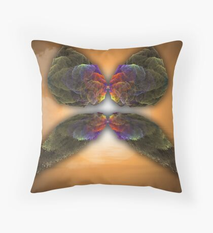 A Dream Goes On Forever Throw Pillow