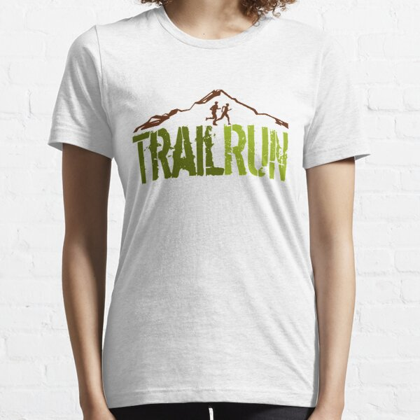 trail running Essential T-Shirt