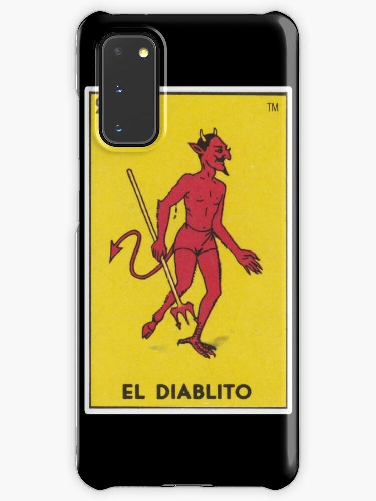 Mexicana El Diablo Loteria