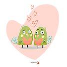 Love Birds by AdeleKThomas