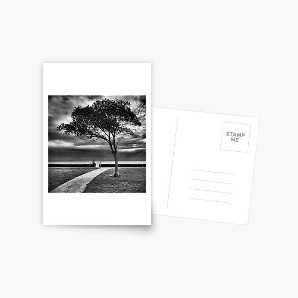 Make it rain Postcard