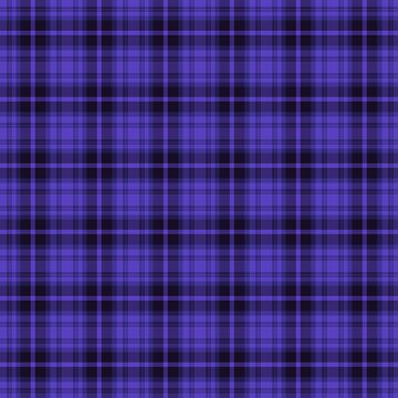 Warm Blue Tartan Plaid Pattern by harrizon