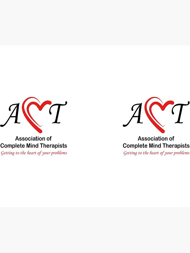 Association of Complete Mind Therapists (ACMT) Membership by harrizon