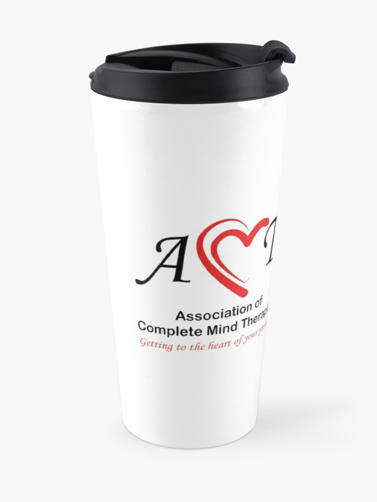 Alternate view of Association of Complete Mind Therapists (ACMT) Membership Travel Mug