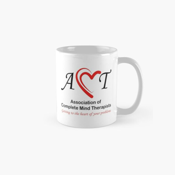 Association of Complete Mind Therapists (ACMT) Membership Classic Mug