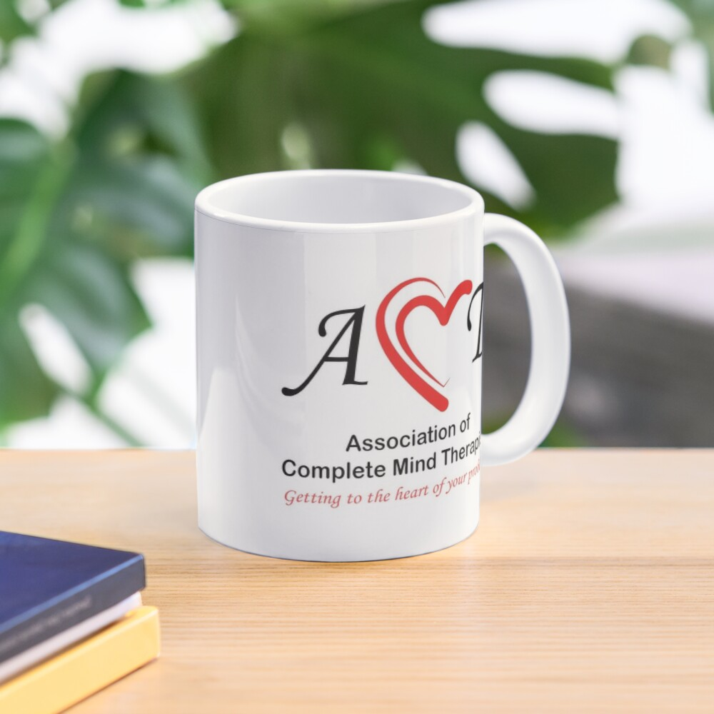 Association of Complete Mind Therapists (ACMT) Membership Mug