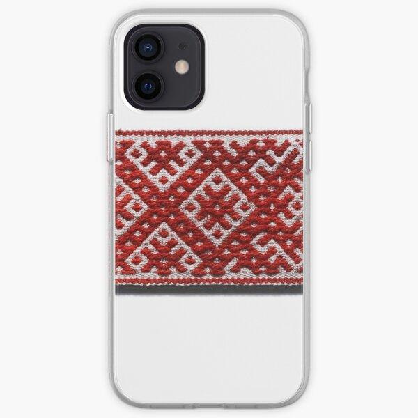 Lielvārdes josta iPhone Soft Case