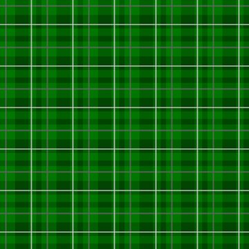 Shades of Green Tartan by harrizon
