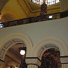 Christmas time in the Queen Victoria Building, Sydney by BronReid