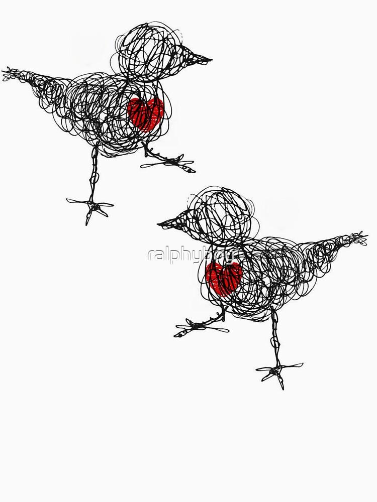 lovebirds by ralphyboy