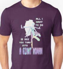 Giant Woman T-Shirt