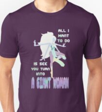 Giant Woman Slim Fit T-Shirt