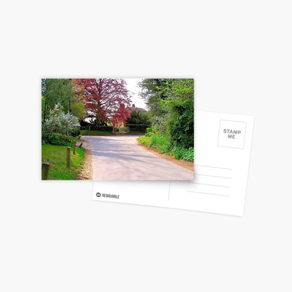 Shaw's Corner, Ayot St Lawrence, Hertfordshire Postcard