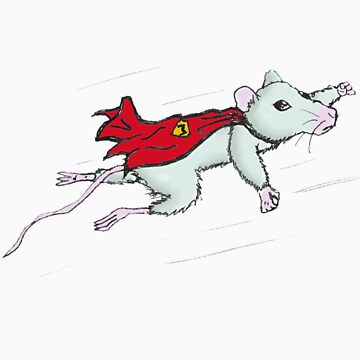 Super mouse by taylor90dean