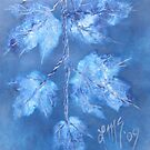 March Aquamarine Maples by linmarie