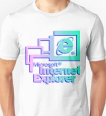 The Explorer of the Internet Unisex T-Shirt