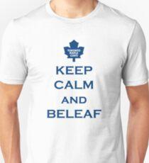 KEEP CALM AND BELEAF T-Shirt