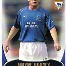 Wayne Rooney Rookie Card by bigredfro