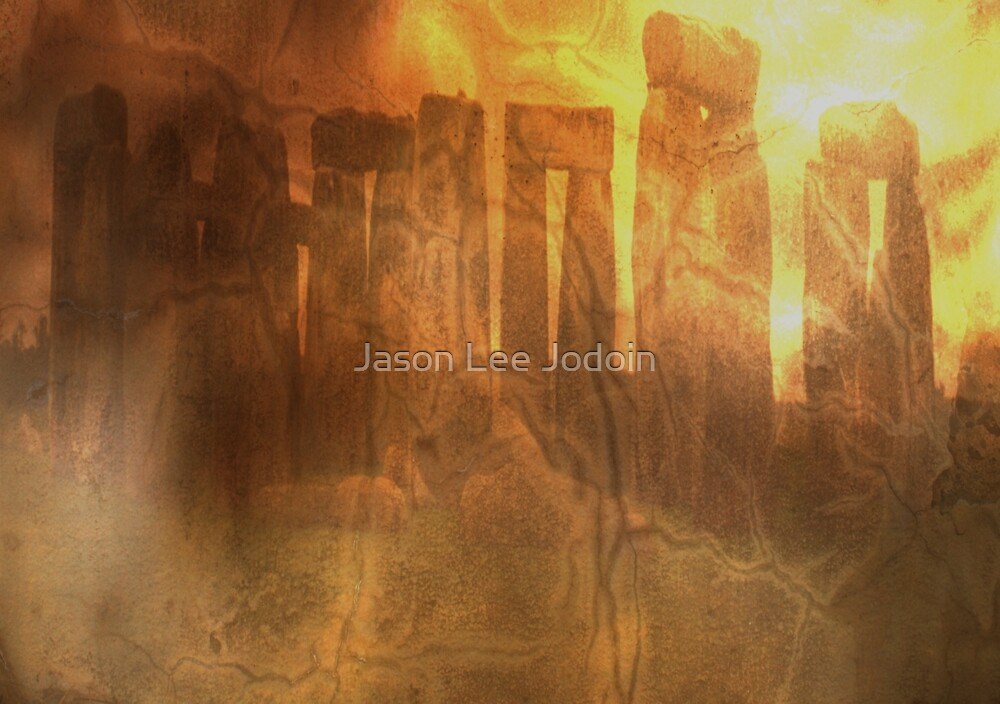 Stonehenge 02 by Jason Lee Jodoin