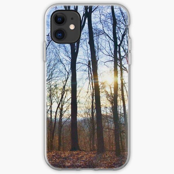Winter Blue iPhone Soft Case