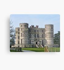 Lulworth Castle Metal Print