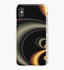 QUARTER MOON IN A FIVE CENT TOWN iPhone Case