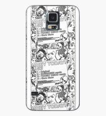 Funda/vinilo para Samsung Galaxy Musica tecno