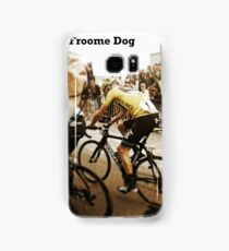 Froome Dog Samsung Galaxy Case/Skin