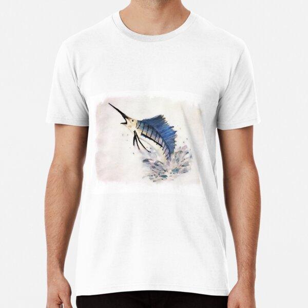 Blue Sail Sailfish Premium T-Shirt