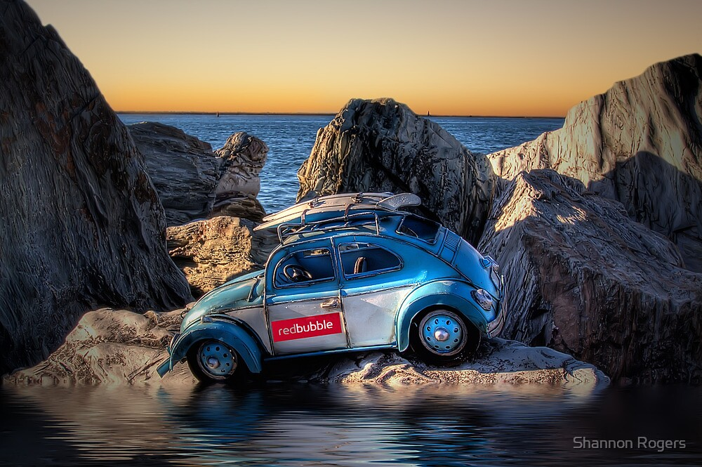 RedBubble VW by Shannon Rogers