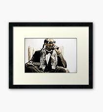 Snoop Dog Framed Print