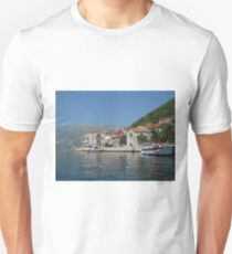 Perast Harbour T-Shirt