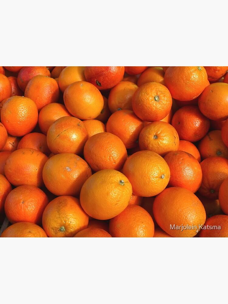 Food - maroc oranges by marjoleink