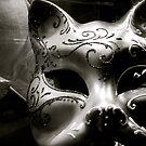 Mask by Richard Pitman