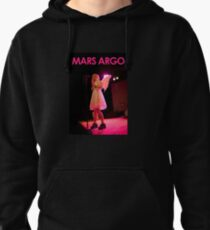 mars argo with wings Pullover Hoodie