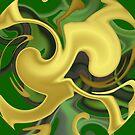 Gold und Smaragd von rhnaturestyles